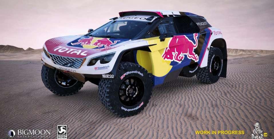 Dakar 18 Full Game