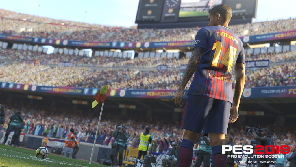 Pes 2019 for PC Download