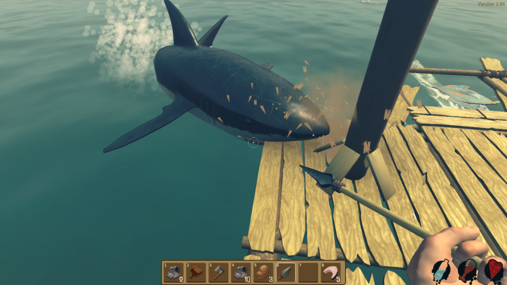 Raft Full version game download