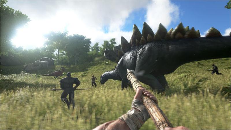 ark survival evolved download