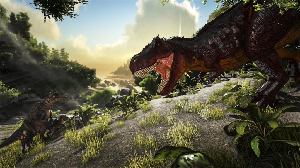ark survival evolved for pc device