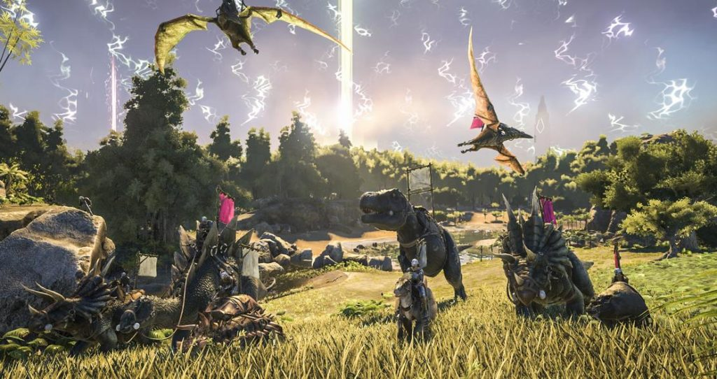 ark survival evolved pc game - free download