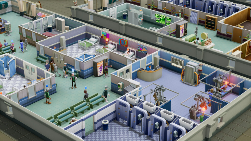 Two point hospital download for free