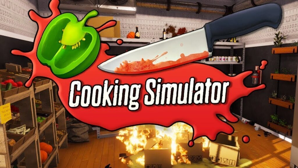 cooking simulator download