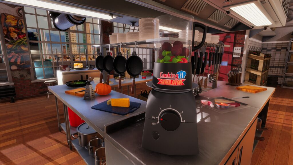 cooking simulator download game